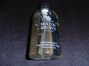 Molton Brown 300ml Lemon And Mandarin Hand Wash - New Stock