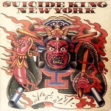 SUICIDE KING New York (She's Dead) LP . punk rock dead boys heartbreakers rancid