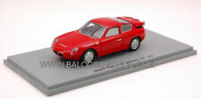Abarth 1000 bialbero gt 61 red 1:43 auto stradali scala spark model