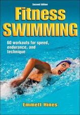 Fitness Swimming by Emmett Hines Brand new paperback