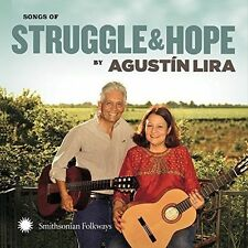 1 CENT CD Songs Of Struggle And Hope - Agustin Lira And Alma