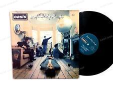 Oasis - Definitely Maybe UK 2LP 1994 FOC /4