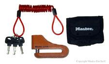 """Master Lock 2"""" Disc Brake Lock 8304DPS - Motorcycle Locks"""