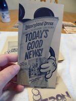 Today at Disneyland Brochure 1981 - MAKE OFFER