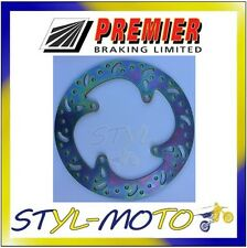SD007 DISCO FRENO PREMIER HONDA SH 125I (FUEL INJECTION/REAR DRUM MODEL) 2008