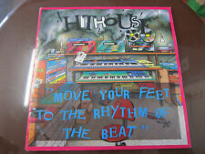 "Hithouse-Move Your Feet to the rhythem of the Beat - 7"" single"