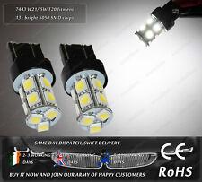 LED W21/5W White Bulb Daytime Running Lights For VW UP! Seat Mii Skoda Citigo