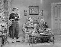 I Love Lucy Lucille Ball Vivian Vance William Frawley B/W 8x10 Photo