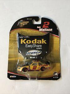 2004 #2 Rusty Wallace Kodak EasyShare System Winners Circle 1/64 NASCAR Diecast