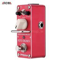 AROMA Roto Engine Rotary Speaker Simulator Electric Guitar Effect Pedal Q5X5