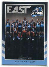 2012-13 Prestige All-Stars East 14 Team Photo Carmelo Bosh Wade LeBron James
