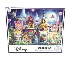 Ceaco Disney 2000pc Princess Happily Ever after Jigsaw Puzzle NEW Made In USA