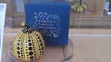 RARE Yayoi Kusama Sculpture Object Pumpkin LAMMFROMM JAPAN F/S