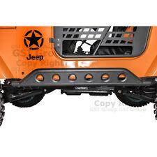 NEW HD Rock Crawler Side Armor Rocker Slider Guard for 97-06 Jeep Wrangler TJ