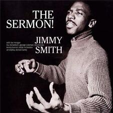 JIMMY SMITH - THE SERMON (NEW SEALED CD)