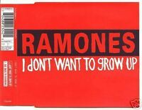 RAMONES I Don't Want To Grow UP RARE HOLLAND CD single