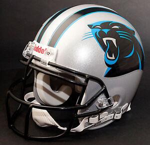 CAM NEWTON Edition CAROLINA PANTHERS Riddell REPLICA Football Helmet NFL