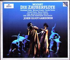 Mozart: la Flûte enchantée Gerald Finley Michael dommage Cyndia ebullition Gardiner 2cd