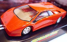 Scalextric C411 Lamborghini Diablo - Red - Rare Car - Brand New Boxed