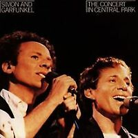 The Concert in Central Park von Simon and Garfunkel | CD | Zustand gut