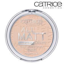 [CATRICE COSMETIC] All Matt Plus Shine Control 010 TRANSPARENT Pressed Powder
