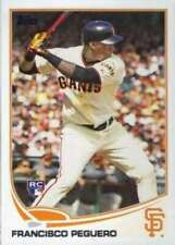 2013 Topps Mini #564 Francisco Peguero Giants NM-MT (RC - Rookie Card)