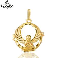 Golden angel maman charme mexicain bola médaillon harmony ball grossesse bijoux bébé
