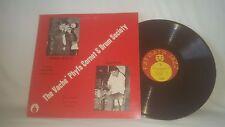 THE VACHE PHYFE CORNET & DRUM SOCIETY - VACHE / PHYFE FATS CATS JAZZ LP- SIGNED!