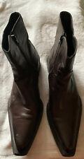 Aldo Men Brown Ankle Boit Shoe Size 45/13M
