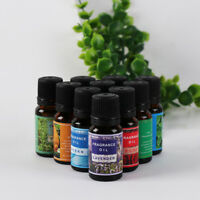 Natural 100% Pure Essential Oils Aromatherapy Essential Oil 10ml Fragrance Aroma