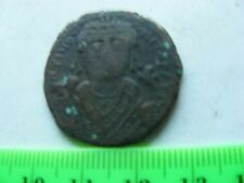 BYZANTINE Large (28mm) Byzantine coin, Eastern Roman Empire,Ancient Romaion.(B8)