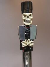 """"""" THE CHEF"""" SKULL, SKELETON) ( BAR BEER TAP HANDLE DIRECT FROM RON LEE"""