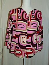 Kathy Che Blouse-14- Multi-colored-B6-31