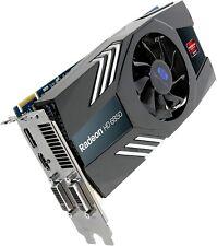 AMD RADEON HD6850  1G GDDR5 PCI-E DL-DVI, SL-DVI-D & HDMI / DP