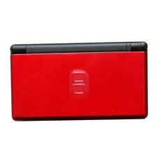 New Crimson Black Nintendo DS Lite Handheld System Console NDS NDSL