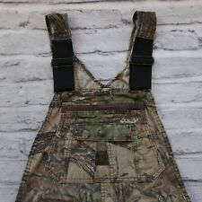 Vintage Liberty Camo Overalls Camouflage Size S M