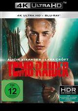 Vorbestellung: Tomb Raider - 4K Ultra HD - (Alicia Vikander) # UHD+BLU-RAY-NEU
