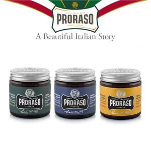 Proraso Pre-Shaving Cream 100 ml Cypress & Vetyver Azur & Lime Wood & Spice