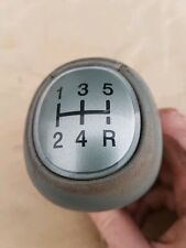FORD KA MK1 LUXE 5 SPEED GREY GEAR KNOB INTERIOR SHIFT
