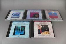 5 Klassik CD´s - Vivaldi + Brahms + Chopin + Dvorak + Ravel - guter Zstd.  /S138