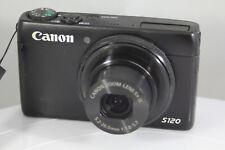 Canon Powershot S120 Digitalkamera, digital camera, cámara, appareil photo
