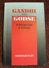 Gandhi and Godse: A Review and A Critique, by Koenraad Elst.  2001 Softcover