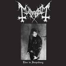 Mayhem - Live At Sarpsborg (NEW CD+DVD)