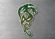 Tribal dragon 3 sticker 7 year water & fade proof vinyl laptop ipad car