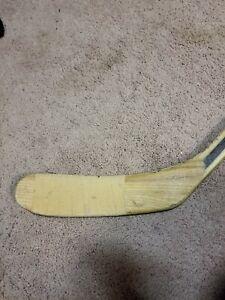 JASON SPEZZA 03'04 Ottawa Senators Practice Used Prototype Hockey Stick NHL COA