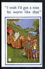 COMIC = Seaside Humour - Scotsman`s Kilt. c.1960. Unused.