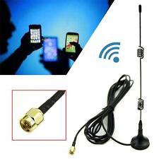 Useful RP-SMA 2.4GHz 7 DBI Wireless Wifi WLAN Router Range Booster Antenna I56