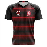 A-League Western Sydney Wanderers FC 2018/19 Replica Jersey - YOUTH Sizes 8-14