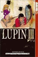 LUPIN III VOL. 2 (2003, PAPERBACK, REVISED)