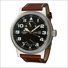 Aeromatic 1912 Automatic Aviator Watch with Power Reserve Indicator #A1352